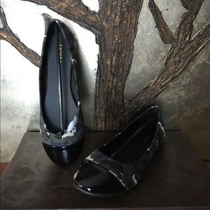 toast! Shoes - FREE with purchase Camo Ballet Flat
